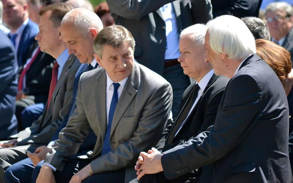 Ogrodnik Kaczyńskiego wysadził PiS