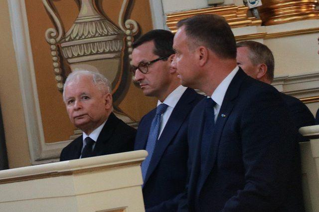Morawiecki odkrył historyczną prawdę i zaatakował prezesa PiS, Andrzeja Dudę i cały aparat Zjednoczonej Prawicy