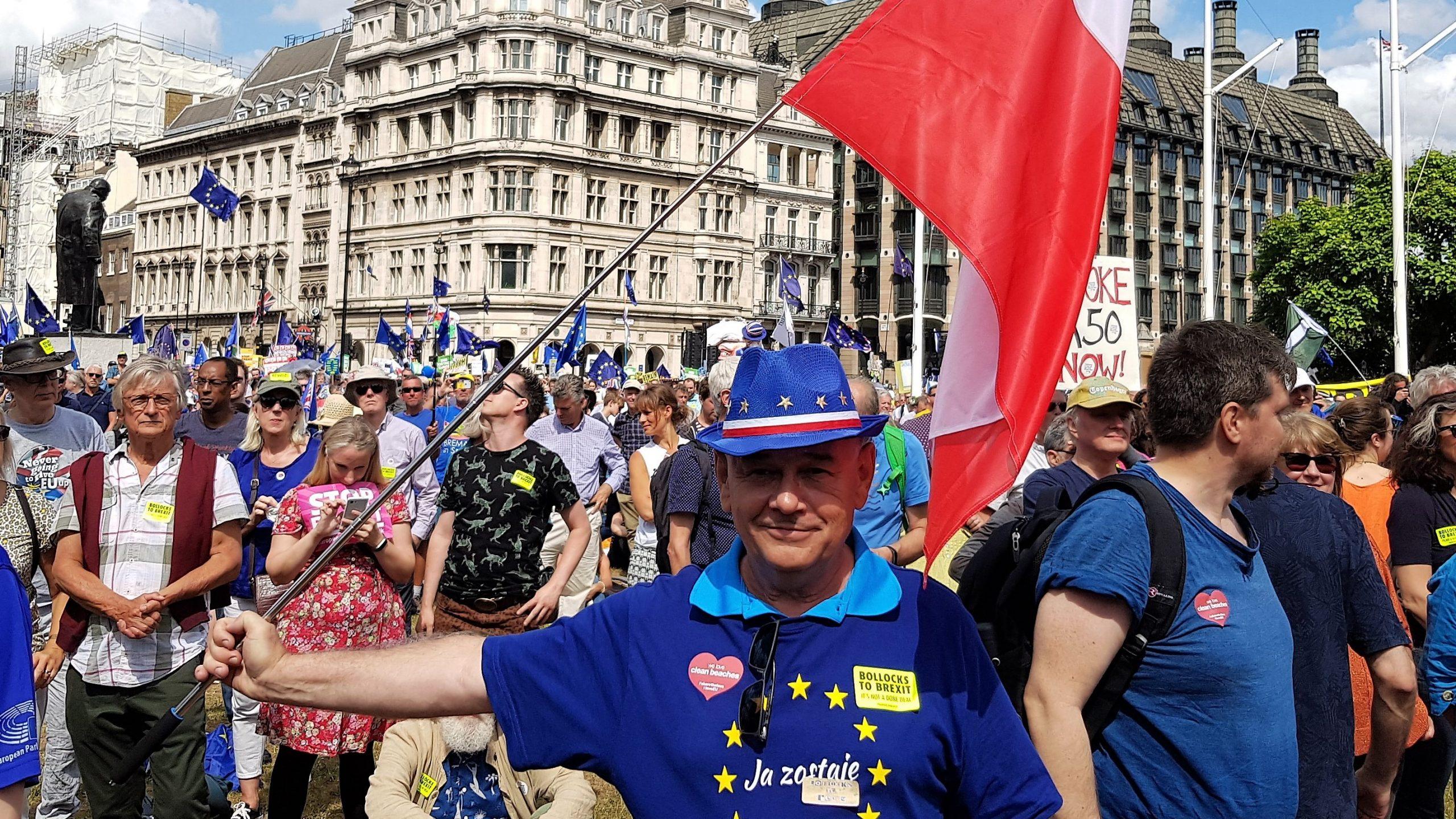Jestem Polakiem i Europejczykiem