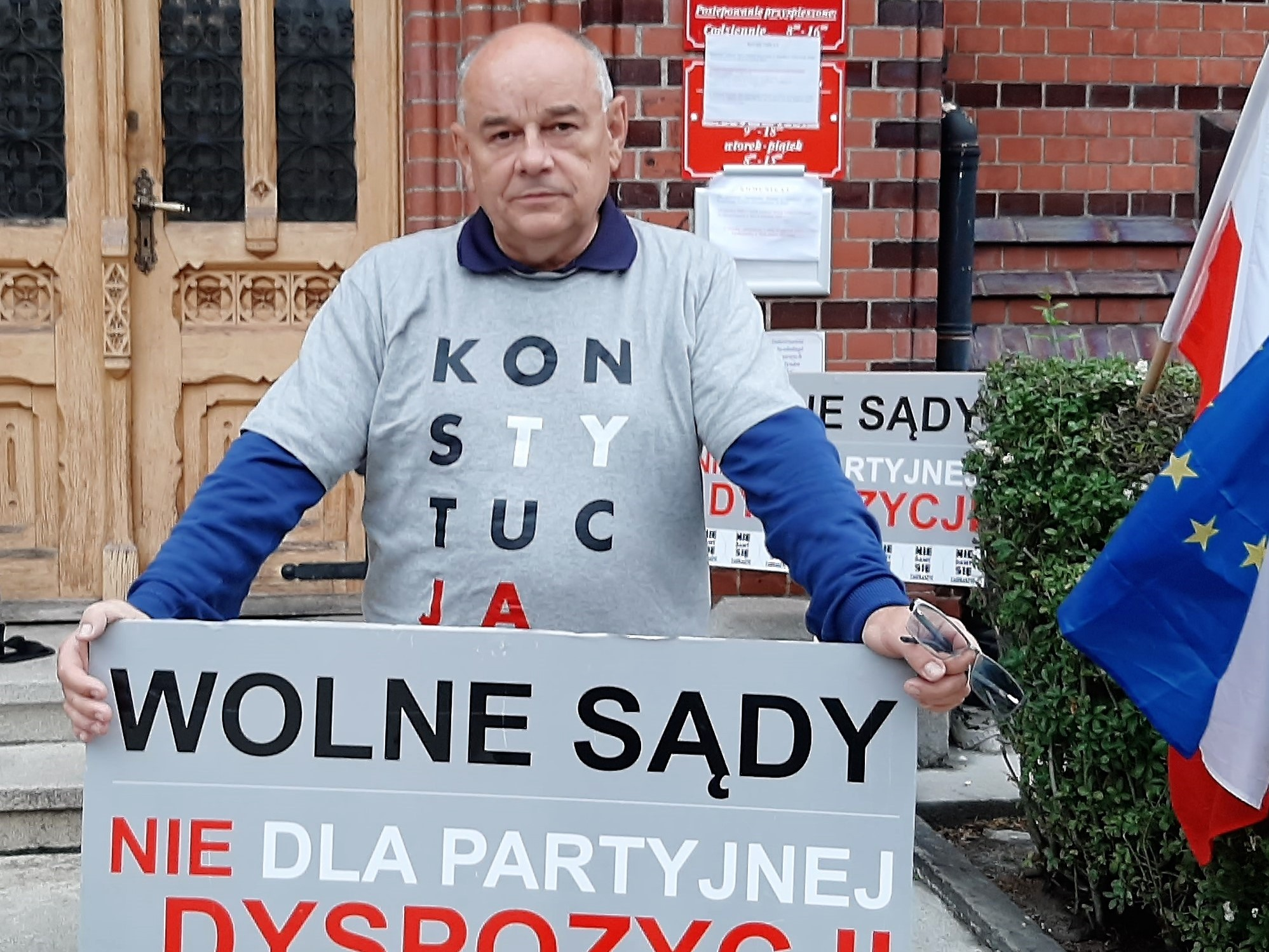 Nie zagłosuję na A. Dudę, bo jestem świadomym Polakiem.