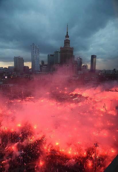 Faszyści znowu wyjdą na ulice Warszawy