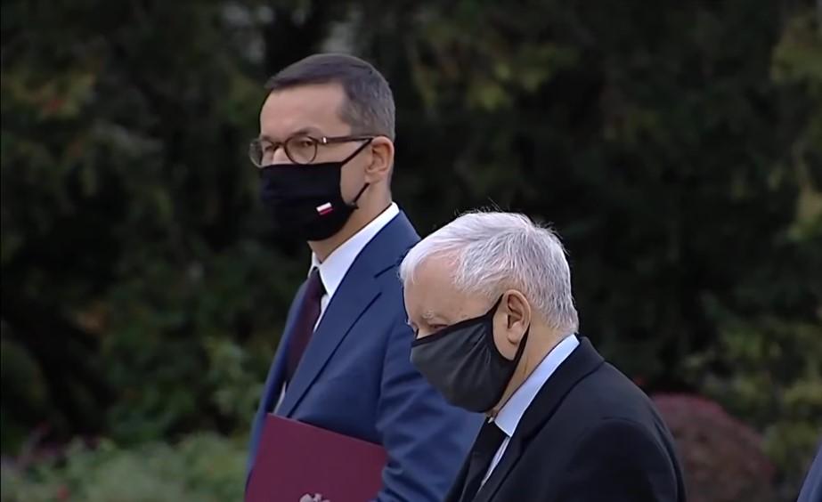 PiS-Polska pogrzebowa