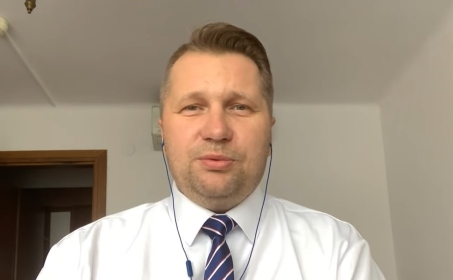 Przemysław Czarnek, idealny niszczyciel Kaczyńskiego